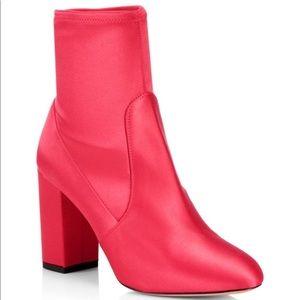 "Aquazurra ""So Me"" Ankle Boots"
